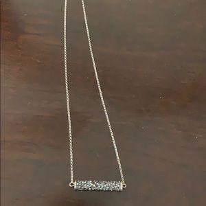 Touchstone Crystal by Swarovski Pippett Necklace